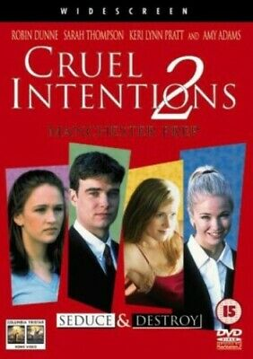 Cruel Intentions 2 [DVD] - DVD  6TVG The Cheap Fast Free Post