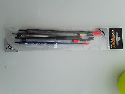 MIDDY MIXED FLOAT PACK  5 x FLOATS /& FREE DISGORGER