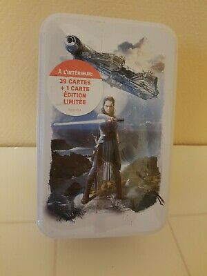[Neuf] Star Wars Topps Trading Cards - Les Derniers Jedi - Box Collector