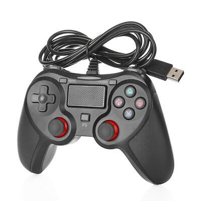 Wired Controlle Controller w/ The Dual Vibration for Playstation 4/PS4 PS4 Slim