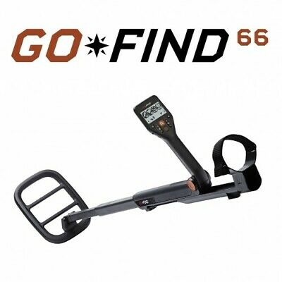 GO FIND 66 Metal Detector - BRAND NEW FROM MAIN DEALER