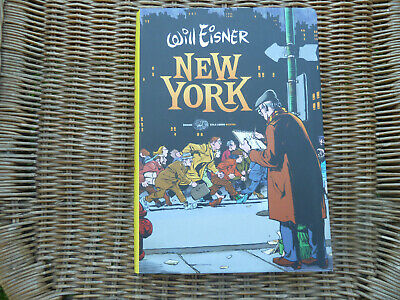 New York Will Eisner