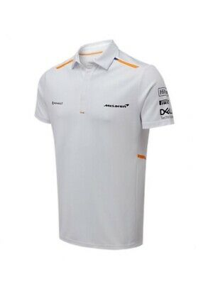 McLaren Official Renault F1 2019 Team Polo Shirt (Small) - RRP:£60