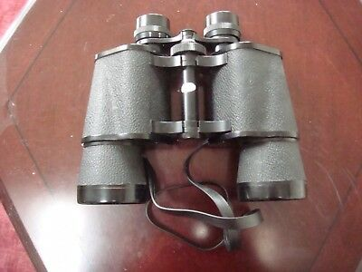 Binoculars - Super Zenith Mk Ii  10 X 50 Full Size - Hard Fitted Carry Case