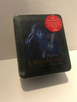 Lord Of The Rings Action Flipz Tin