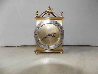 Vintage French Carriage Clock with alarm