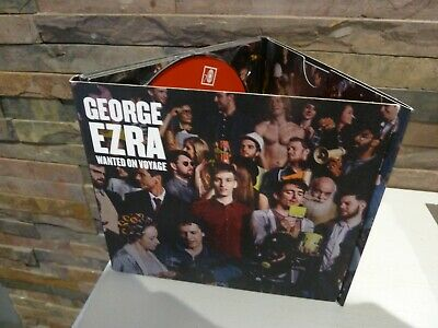 George Ezra : Wanted On Voyage Cd Album - Deluxe Edition.