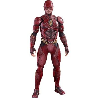 THE FLASH JUSTICE LEAGUE HT903122 MMS448 Hot Toys 1:6 Figure NEW
