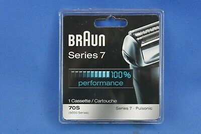 BRAUN 70S Series 7, 9000 Series Electric Shaver Razor replacement head NEW