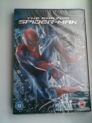 The Amazing Spider-Man (Dvd) **New / Sealed**