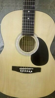 Martin Smith W-100 Acoustic Guitar- Natural