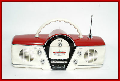Novelty, Classic Overdrive Dash Board AM-FM Radio and Cassette & MP3 Player