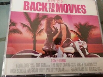 Various Artists - Very Best of Back to the Movies (2006)