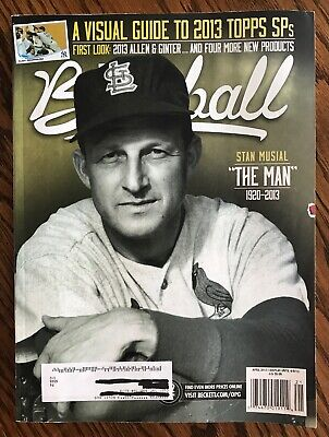 1988 Donrussleaf Stan Musial Complete Baseball Card Puzzle