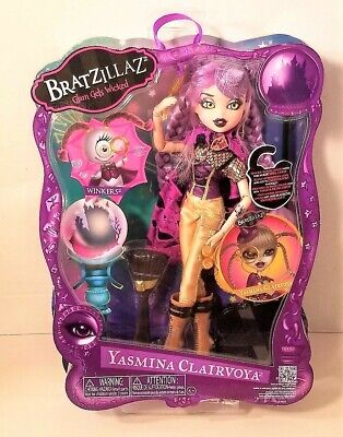 Bratz Glam Gets Wicked Doll Yasmina Clairvoya Mga Entertainment