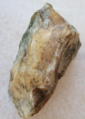 Carving or Sculpture Rough X Large Piece of Tremolite in Marble