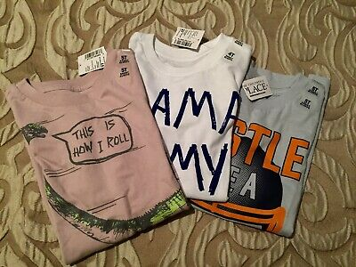The Children's Place Boys T-shirt Lot Of 3 Brand New.