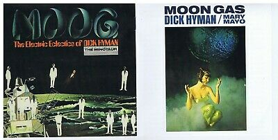 Dick Hyman/Mary Mayo - Moon Gas /Moog  - CD Omni