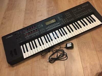 YAMAHA MONTAGE 6 keyboard workstation with extra sound packs