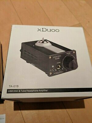 XDUOO TA-01B HEADPHONE AMPLIFIER $110 one day only