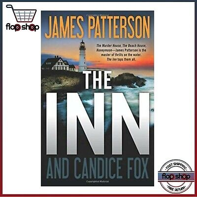 The Inn by James Patterson Hardcover NEW SHIPPING FREE