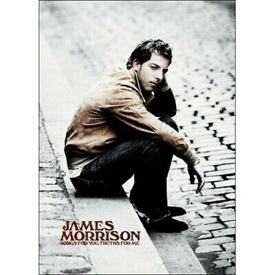 James Morrison - Songs for You Truths for Me-Deluxe Edition [New CD] N