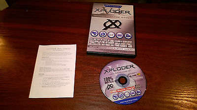 Sony Playstation 2 Ps2 - Xploder Cheats Trial #G28 Boxed