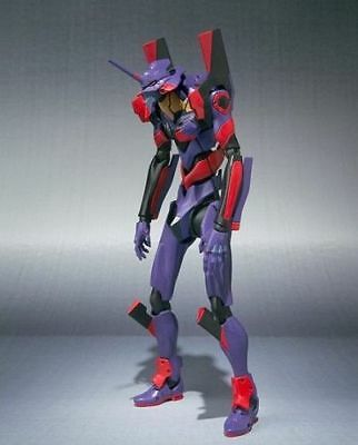 BANDAI ROBOT Damashii  SIDE EVA Evangelion Unit 01 Awakened