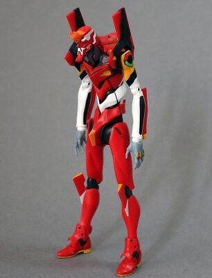 BANDAI ROBOT Damashii  SIDE EVA Evangelion Unit 02