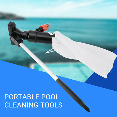 10in1 Swimming Pool Hot Tub Pond  Vacuum Jet  5Pole Cleaning Hoover Suction Tool