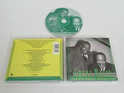 Count Basie and His Great Vocalists/Best of the Big Bands ( Ck 66374) CD Album