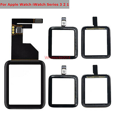 Touch Digitizer Glass Replace For Apple Watch iWatch Series 3 2 1 38mm 42mm US