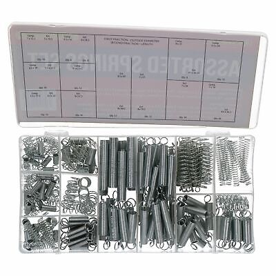 Tool Hub 9824 208pc Springs Extension Tension Compression Assorted Set