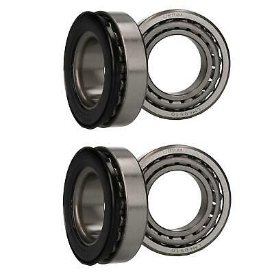 2 x Wheel Bearing Kit for Indespension Single Axle Plant Trailers
