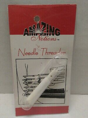 Needle Threader Amazing Notions New sealed in package 1 count regular / serger
