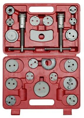 Kit repousse piston d'etrier de frein 22 pieces  - Rouge (1924)