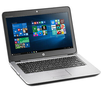 "NOTEBOOK NETBOOK PORTATILE 12,5"" RICONDIZIONATO HP 2570P QUAD CORE i7 8GB 128GB"