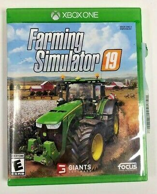 FARMING SIMULATOR 19 Game, Xbox, PC, PS4, Mods, Maps