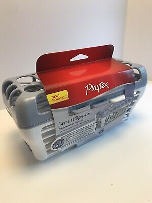 Brand New Playtex Smartsaver Dish Washer Basket Infant Nipple Baby Cleaner