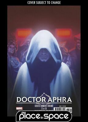 Star Wars: Doctor Aphra #35B - Greatest Moments Variant (Wk34)