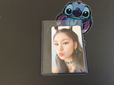 """ITZY """"ITZ ICY"""" official photocard Yeji"""