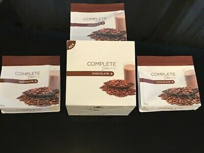 New Juice Plus Complete Chocolate Shakes *Expiry 02/2020* FREE UK DELIVERY!