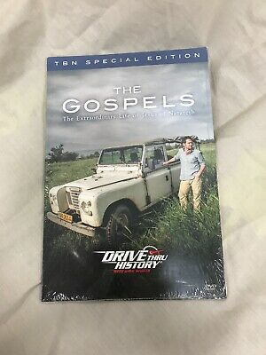The Gospels:The Extraordinary Life of Jesus of Nazareth - 2016 - DVD - Awesome!!