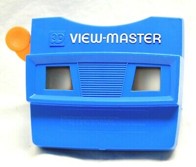 View-Master VMI Blue Model G 3D Viewer Excellent Condition