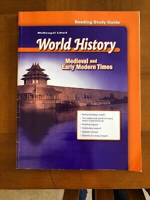 WORLD HISTORY MEDIEVAL Early Modern Times CA Daily