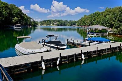 Lakefront 2 bed, 2.5 bath Condo w Boatslip for Sale-Lake Keowee So. Carolina