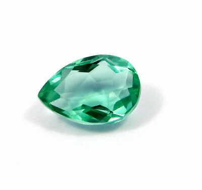 Treated Faceted  Apatite Gemstone  25CT  24x15x8mm  RM18069