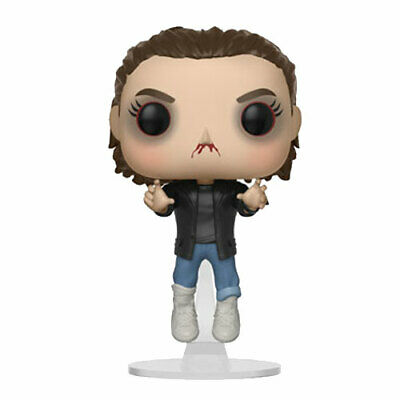 Funko POP! Television - Stranger Things S5 Vinyl Figure - ELEVEN (Elevated) New