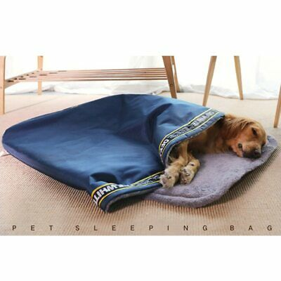 Large Dog Bed Pet Sleeping Bag Cat Bed Small Dogs Kennel Sofa House Puppy