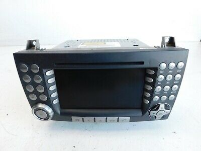 BECKER MERCEDES BENZ BE6003 AM / FM / Cassette Tape Radio